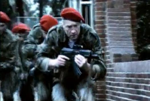 Российский Спецназ Против Зеленых Беретов